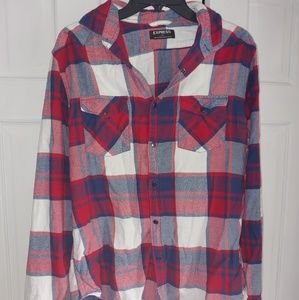 Express Men's flannel